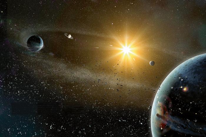 voyage dans le syst 232 me solaire 1 les plan 232 tes telluriques physique r 233 ussite