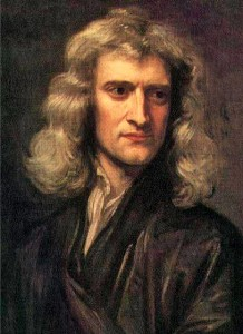 « GodfreyKneller-IsaacNewton-1689 » par Sir Godfrey Kneller — http://www.newton.cam.ac.uk/art/portrait.html. Sous licence Domaine public via Wikimedia Commons - https://commons.wikimedia.org/wiki/File:GodfreyKneller-IsaacNewton-1689.jpg#/media/File:GodfreyKneller-IsaacNewton-1689.jpg