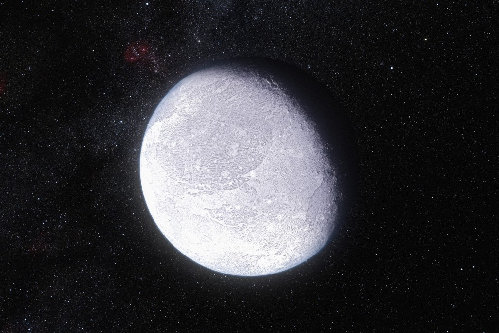 composition of dwarf planets - photo #8